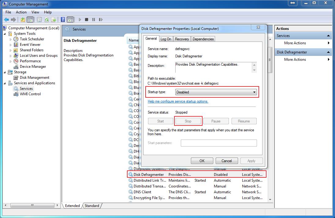 Оптимизатор памяти free memory defrag