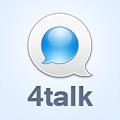 4talk — ещё один мессенджер на XMPP